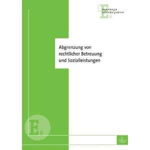 Deutscher Verein für öffentliche und private Fürsorge e.V Bücher