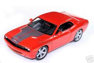 2006 Dodge Challenger Concept Hemi Diecast 1/18 Orange
