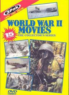 DVD   9 World War II Movies   The Collectors Series   Vol 1