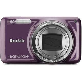 Kodak EasyShare M583 Digital Camera Purple 041771596682