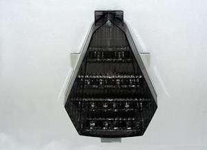 LED Rücklicht/Heckleuchte schwarz Yamaha YZF R6 RJ15