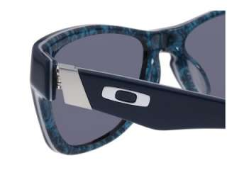 OAKLEY JUPITER LX SUNGLASSES Ozone Blue / Grey retro wayfarer sunnies