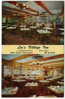 PC Lee's Village Inn in St. Paul, Minnesota