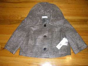 nwt Badgley Mischka jacket blazer coat shirt top 4 NEW