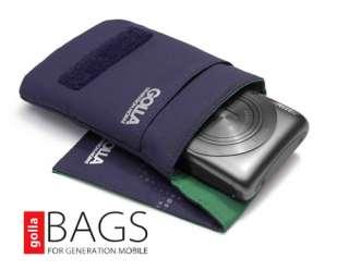NEW GOLLA G1141 DUO PURPLE SMART BAG DIGITAL CAMERA & SMARTPHONE CASE