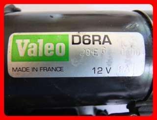 RENAULT STARTER MOTOR D6RA133 VALEO VOLVO 18 PICTURES