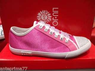LIU JO scarpe modello all star 7024b fuxia strass 29