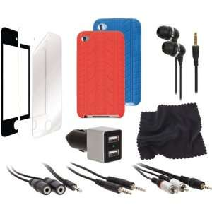Isound Isound 1597 Ipod Touch(R) 4 11 In 1 Accessory Kit