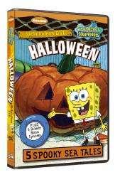 Spongebob Squarepants   Halloween DVD 2003 5014437834737