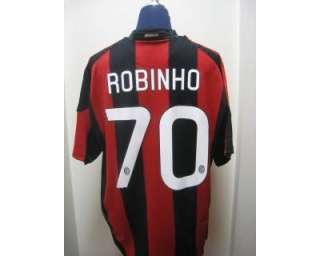 Milan maglia + pantaloncino prince pato nuovo completo 2011 ORIGINALE