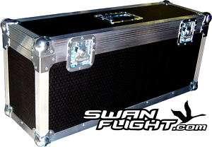 Marshall AFD 100 Slash Amp Head Swan Flight Case (hex)