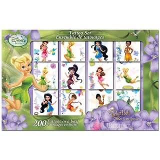 Disney Fairies Tattoo Kit   Townley   Make up, Hair & Nails   FAO