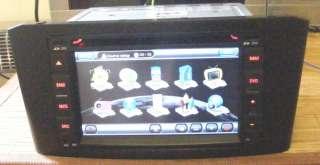 Autoradio GPS/DVD Para TOYOTA AVENSIS T25 2003 07