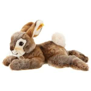 Steiff Dormili Plush Brown Rabbit: Toys & Games