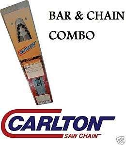 CARLTON 16 BAR AND CHAIN FOR STIHL CHAINSAW MS250 025