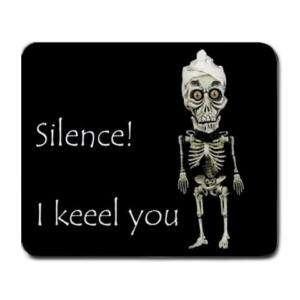 xx111 Mousepad Achmed the Dead Terrorist SILENCE