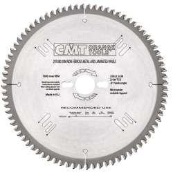 Disco de corte para aluminio sierra ingletadora 300 mm