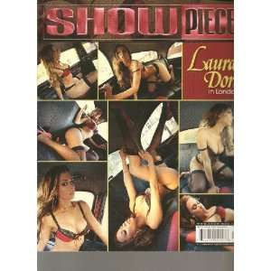 Show Piece Magazine (Laura Dore in London, Number 2 2010