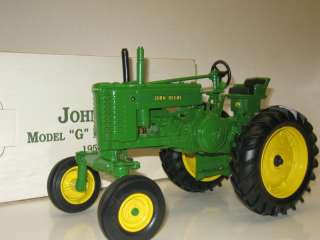 16 JOHN DEERE MODEL G HI CROP 2 CYL. CLUB EXPO 7