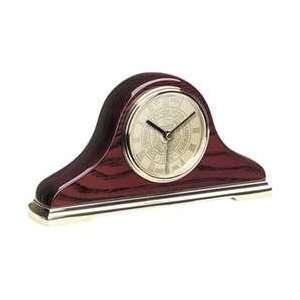 New Hampshire   Napoleon II Mantle Clock:  Sports