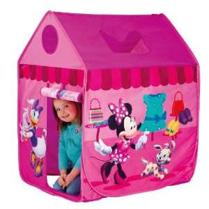 Mickey Mouse Clubhouse Minnie Mouse Wendy Tent (158MIN01E)