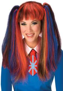 British School Girl Costume Wig   Harajuku Costume Accessory