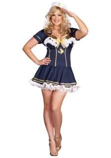 Sailor Costumes Womens Sailor Costumes Plus Navy Pin Up Sailor