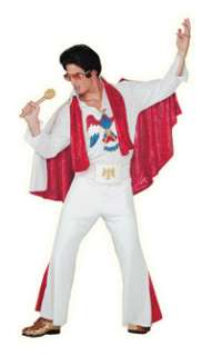 White Elvis Presley Costume   Official Elvis Costumes for Adults