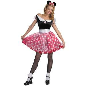 Home » Disney Minnie Mouse Deluxe Adult Costume