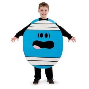 Mr. Men and Little Miss   Mr. Bump Child Costume, 75001