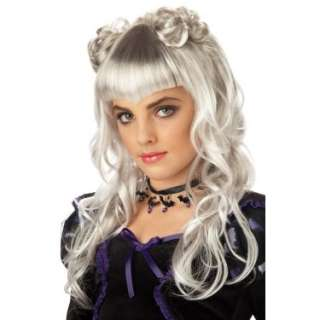 Halloween Costumes Moonlight Wig