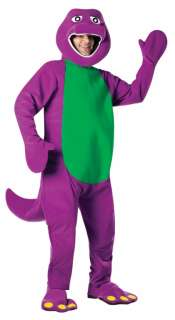Barney Costume   Family Friendly Costumes