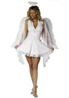 Heavenly Angel Costume   Adult Costumes