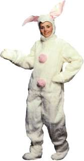 Bunny Suit, White (Adult Costume)