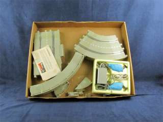 Vintage Monogram 1/32 LeMans Slot Car Track Set In Box