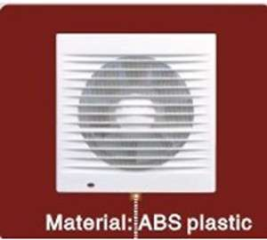 Bathroom Extractor Fan Kitchen Exhaust fan Ventilating fan 220V CE