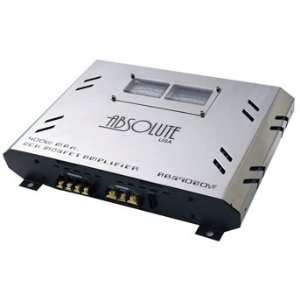 VF SERIES 2 CHANNEL POWER AMPLIFIER 600 WATTS MAX ABSOLUTE