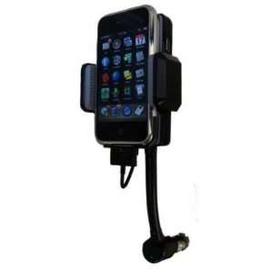 FM Transmitter Car Kit for Ipod/Touch Iphone 2G/3G/3GS  (Apple iPhone