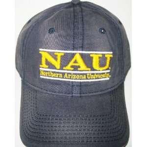 Northern Arizona University (NAU) NCAA Adjustable Hat