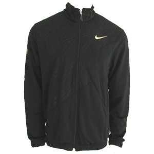 Nike Kobe V Premium Mens Basketball Jacket Black Sports