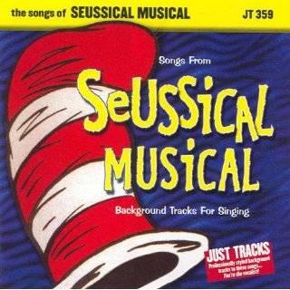 Broadway Musical SEUSSICAL (2 Disc Karaoke CDG) Karaoke Broadway