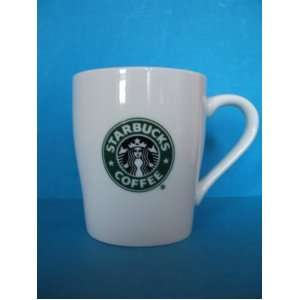 Starbucks Coffee Company 2007 White Coffee Mug/Cup Everything Else