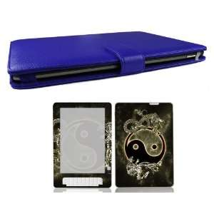 Bundle Monster Kindle DX Synthetic Leather Case Cover