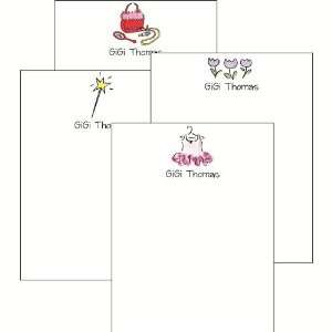 Girl Cute Collections Notepad Set