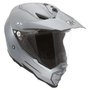 Dual Sport EVO Helmet, Titanium Gray, Size Sm, Helmet Type Full face