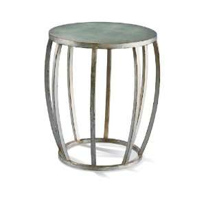 Drum End Table (M59 98) Home & Kitchen