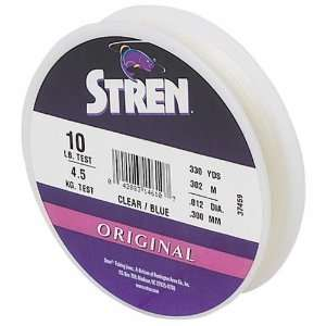 Academy Sports Stren 330 Yard Original Fishing Line: Sports & Outdoors