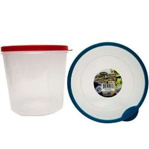 Round Tall Food Storage Container Case Pack 48 Everything