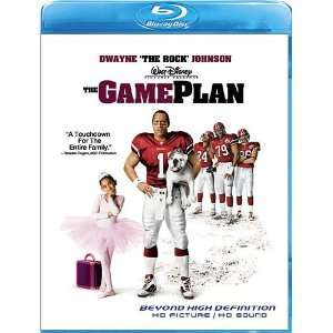 The Game Plan [Blu ray]: Dwayne Johnson, Jamal Duff, Jim
