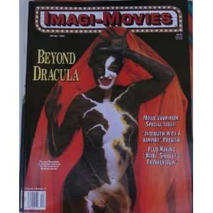 movies magazine Vol.#2 #2A History Of Vampire Movies